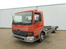 Mercedes Benz 815 Atego Chassis