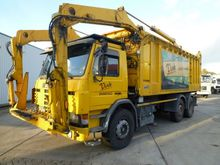 Scania P 93 280 Garbage truck