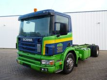 Scania P 124 360 Chassis cabin