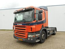 Scania P 270 '06 Garbage truck