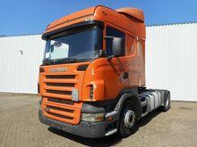Scania R 420 '05 Tractor unit