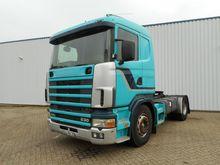 Scania R 114 380 Tractor unit