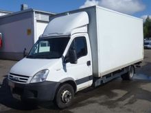 2007 Iveco Daily 65 c 18 Box wi