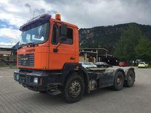 2001 MAN ÖAF 33.414 6x4 Tractor