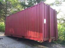3x 20 ft containers incl slee k