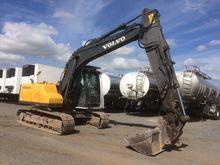 Volvo EC140CL Crawler Excavator