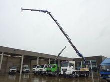 MAN 35.480 Truck Crane