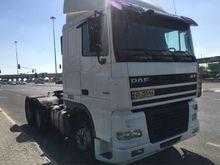 DAF 95xf 430 Tractor unit