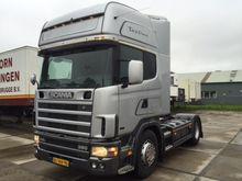 Used 2000 Scania R11