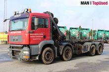 2004 MAN 32.463 FFDLC 8x4 Truck