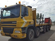 2001 Ginaf 5250 TS Lorry