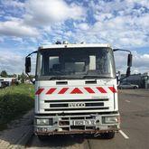 Volvo 130e15 Sweeping Truck