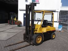 Used 1985 Hyster H50