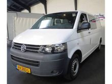 Volkswagen Transporter Twin cab