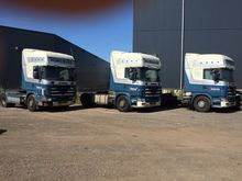 Used Scania R124, 42