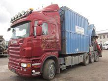 2009 Scania R560 8x4 year 2009
