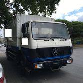 Mercedes Benz 1624 Trucks