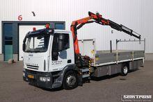 Iveco ML120E18 BLADG Truck Cran