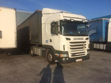 Scania G400 4x2 Tractor unit
