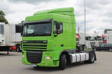 2012 DAF FT 105 XF 460 Tractor