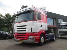 2007 Scania R 420 Standaard tre