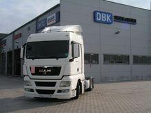 2011 MAN TGX 18 440 Tractor uni