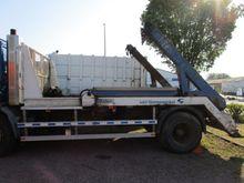 DAF Hyvalift Absetzkippe Trucks