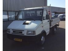 1997 Iveco 35-8.1 Pick Up Open