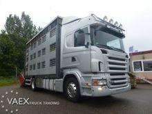 2007 Scania R480 LB4X2MNB 2Deks
