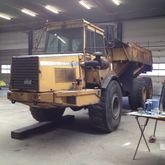 Used Volvo A25C Dump