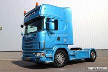 Used Scania R114 380