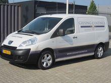 Used 2011 Peugeot Ex