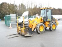 JBC JCB Radlader 407 ZX, Wheel