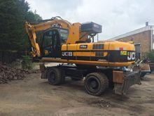 JCB JS200W Wheeled Excavator