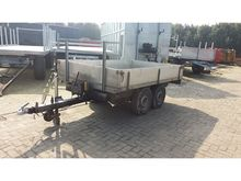 1995 Henra K271 Trailers up to