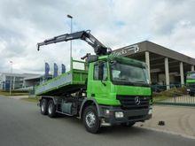 Mercedes Benz 2636 Truck Crane