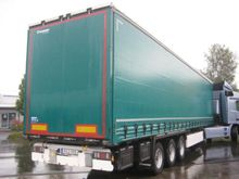 Krone SDP27 eLB CS Curtain Tent