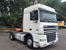 2006 DAF XF 95 430 SPACECAB M T