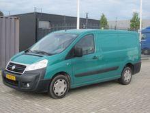 Used 2011 Fiat Scudo