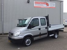 2010 Iveco Daily 35 C 13 DUB CA