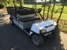 Carryall 6 Club Car Golfcart
