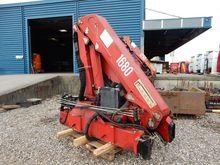 Used 2005 HMF 1680 K