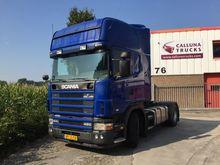 Used Scania R 124 LA