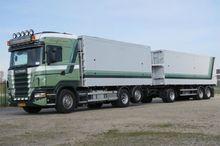 Used Scania R 420 LB