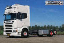 2013 Scania R 520 LB6x2*4MNB Ch