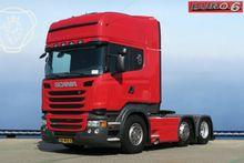 Scania R 450 LA6x2/4MNA Tractor