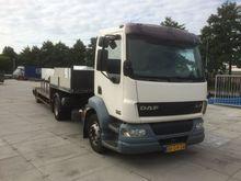 GS Meppel. Daf + trailer compac