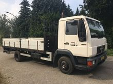 Used MAN 8.153 Lorry