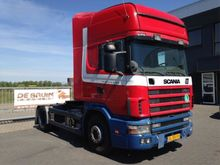 Used 2002 Scania R11