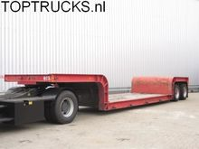 1982 Nooteboom LOW LOADER SEMI